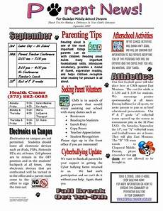 Examples Of Newsletters For Parents From Teachers Example Of School Newsletter Yahoo Image Search Results
