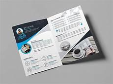 Bifold Flyer Bi Fold Business Brochure Template Template Catalog