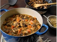 Dijon and Cognac Beef Stew Recipe   NYT Cooking