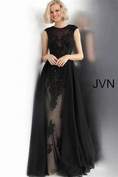 sleeve cocktail dress audiophile black lace embellished column prom dress with cap