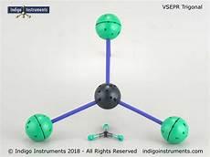 Trigonal Planar Bf3 Trigonal Planar Molecular Geometry Vsepr Theory Model