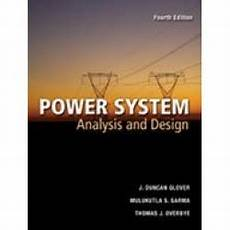 Power System Analysis And Design By Glover Solution Manual