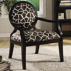 animal print accent chair accent chairs