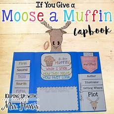 If You Give A Moose A Muffin Pdf If You Give A Moose A Muffin By Keeping Up With Mrs Harris