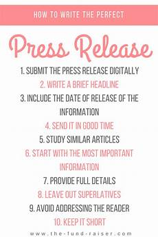 Press Release Example For Event Press Release Example How To Make The Flawless Event