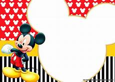 Mickey Mouse Party Invitations Free Free Printable Mickey Mouse Invitation Templates Drevio