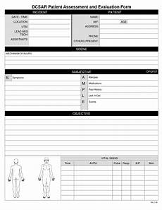 Nursing Patient Assessment Form 7 Best Images Of Printable Patient Assessment Forms