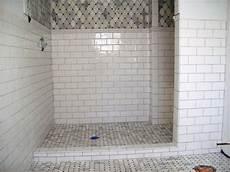 glass subway tile bathroom ideas marble subway tile shower offering the sense of elegance
