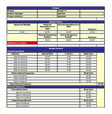 Project Spreadsheet Template Free Spreadsheet Template 11 Free Word Excel Pdf