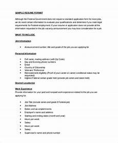 Sample Resume Word Free 8 Resume Samples In Ms Word