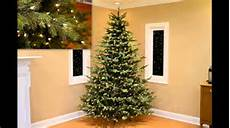 Top Of Christmas Tree Lights Not Working Victorian Fir Artificial Christmas Trees Treetime Youtube