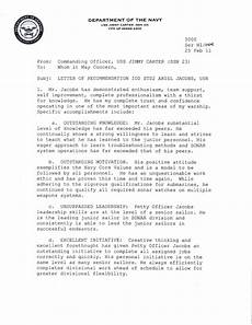Ocs Letter Of Recommendation Example Letters Of Recommendation