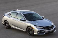 2020 Honda Civic Volume Knob by 2020 Honda Civic Hatchback Updated With New Features