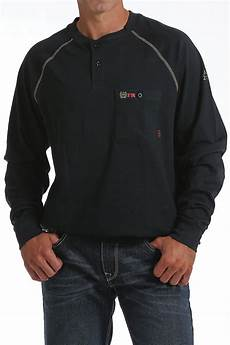 fr sleeve shirts for cinch s black sleeve fr raglan henley shirt