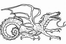 Ausmalbilder Drachen Kostenlos Malvorlagen Zum Drucken Ausmalbild Drache Kostenlos 4