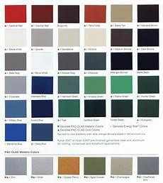 Firestone Sheet Metal Color Chart Firestone Sheet Metal Color Chart Inkah