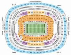 Washington Redskins Seating Chart Fedex Field Ticketiq Blog Washington Redskins