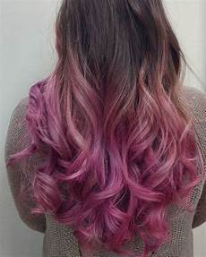 Black To Light Pink Ombre Hair 39 Top Ombre Hair Color Ideas Trending For 2018