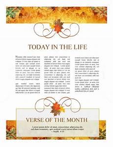 Thanksgiving Newsletter Template Free Heart Of Thanksgiving Newsletter Template Newsletter