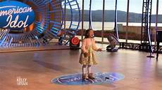 Go Light Your World American Idol 7 Year Old Scores Golden Ticket To American Idol Video