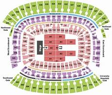 Cleveland Browns Stadium Seating Chart Cleveland Browns Stadium Tickets In Cleveland Ohio