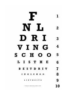 Illinois Dmv Eye Chart Nj Motor Vehicle Test Practice Wallpaperall