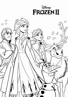 Frozen Pictures To Colour Jpg Frozen 2 To Print Frozen 2 Coloring Pages
