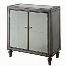 glamorous mirrored wine cabinet coaster furniture