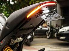 Ducati Monster 1100 Evo Integrated Light New Rage Cycles Fender Eliminator Kit Integrated