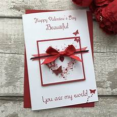 Designs For Valentines Card Luxury Valentines Cards Handmade S Cardspink