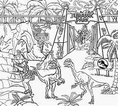 Jurassic World Malvorlagen Edit Gratis Malvorlagen Jurassic Park Coloring And Malvorlagan
