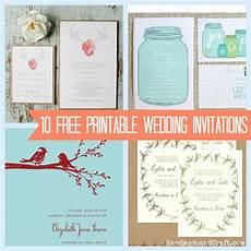 Create Free Invitations Online To Print 10 Free Printable Wedding Invitations Diy Wedding