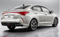 Hyundai Verna 2020 Launch Date by 2020 Hyundai Verna Facelift Spotted In China Page 7