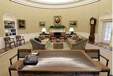 President Obama Oval Office East Wing Obamas Do Sedate Mocha Honey Makeover