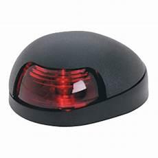 Attwood Navigation Lights Attwood 7 Quot Deck Mount Navigation Light Red Light Black