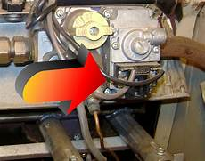 How To Change A Pilot Light I Have An Older Ruud Gas Furnace Pilot Light Type Pilot