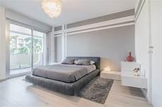 vera stanza di da letto da letto in stile di facile
