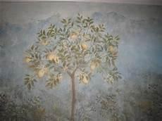 custom italian fresco artwork from pompeii