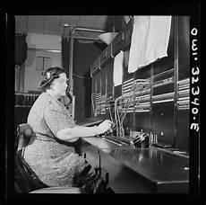 Pbx Operator Women In Telegraphy Wikipedia
