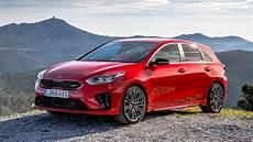 kia gt 2019 2019 kia ceed gt track exterior interior uk spec