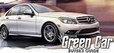2008 Mercedes Benz C Class Flex Fuel New Car Test Drive