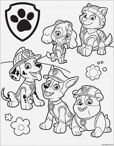 paw patrol malvorlagen spannende coloring bilder p