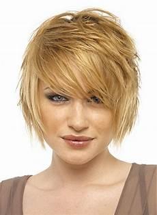 aktuelle kurzhaarfrisuren für feines haar frisuren f 252 r feines haar und rundes gesicht