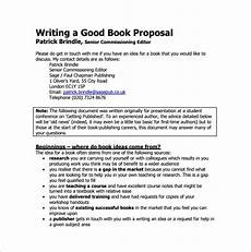 Example Of Written Proposal 19 Writing Proposal Templates Free Sample Example