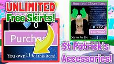 st s day royale high unlimited free skirts st s day accessories on