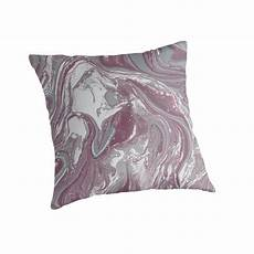 quot untitled in mauve and grey quot throw pillows by spotticlogg