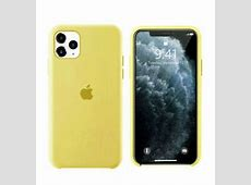 Original OEM Apple Silicone Case For iPhone 11 Pro Max