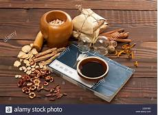 Ancient Chinese Medicines Traditional Chinese Herbal Medicine Therapy With Ancient