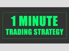 1 MINUTE TRADING STRATEGY   TRESOR FX