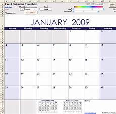 Resource Calendar Template Excel Excel Calendar Template Free Download And Software